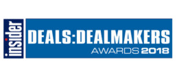 Deals and Dealmakers award 2018