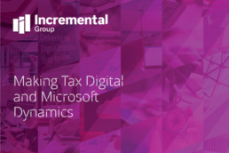 Making Tax Digital guide, cover photo