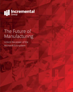 Future of manufacturing guide