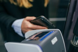 technology - contactless payment