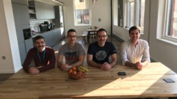 Group Movember photo