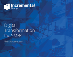 Digital Transformation for SMBs square cover photo