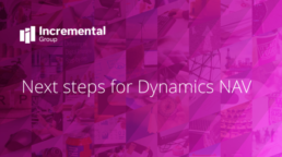 Dynamics NAV guide cover