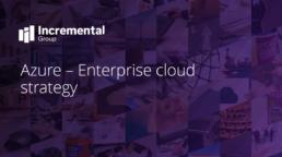 azure enterprise cloud strategy guide