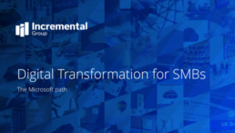 guide to digital transformation for SMBs