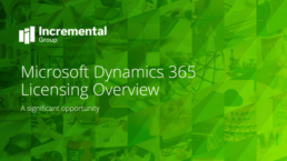 dynamics 365 licensing overview guide