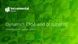 dynamics crm end of support guide