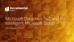 microsoft dynamics 365 and the intelligent microsoft cloud - a guide