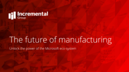 the future of manufacturing - a guide
