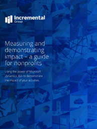 nonprofit guide cover - customer engagement