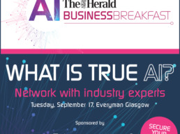 The Herald AI breakfast logo