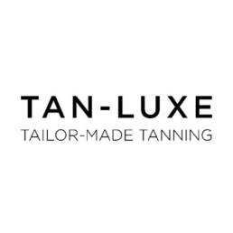 tan luxe logo