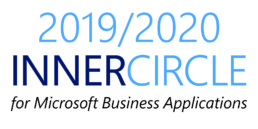 Microsoft Inner Circle 2019/202 Stacked Logo