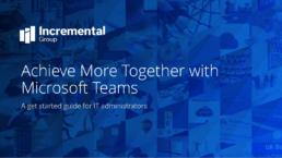 Microsoft Teams Guide