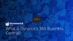 What is Dynamics 365 Business Central cover