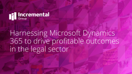 cover image for legal dynamics 365 guide