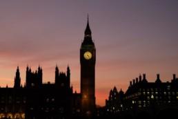 stock image of big ben in london, UK
