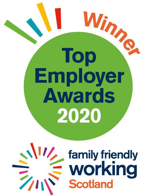 top employer award logo
