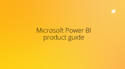 PBI product guide cover image