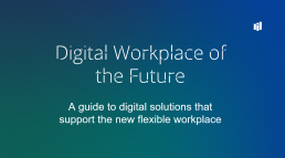 digital workplace of the future
