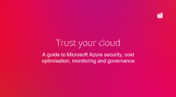 Azure trust your cloud guide cover