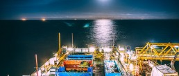 Stock image of cargo, sea, oil and gas