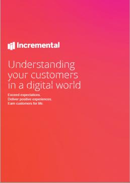 Understanding your customers guide